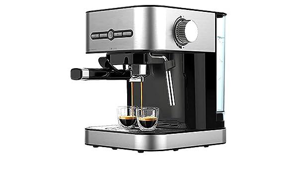 INSN Máquina De Café Espresso Semiautomática con Espumador De ...