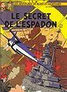 Blake et Mortimer, tome 3 : Le Secret de l'Espadon, Troisième Partie  par Jacobs