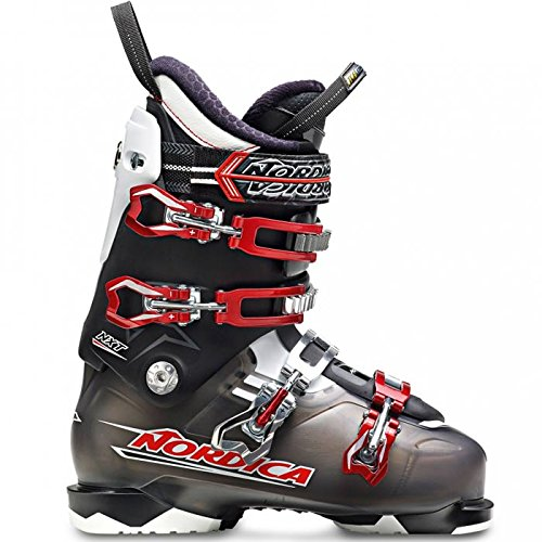 Nordica Nxt N3 Ski Boots Black Mens Sz 11.5 (Nordica Mens Ski)