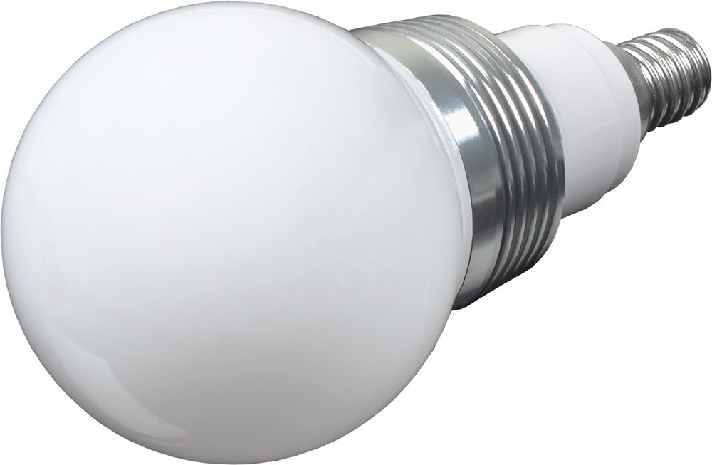 Smartfox 3 W E14 LED Leuchtmittel Farbwechsel RGB (multicolor ...