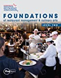 Foundations of Restaurant Management & Culinary Arts: Level 2 by