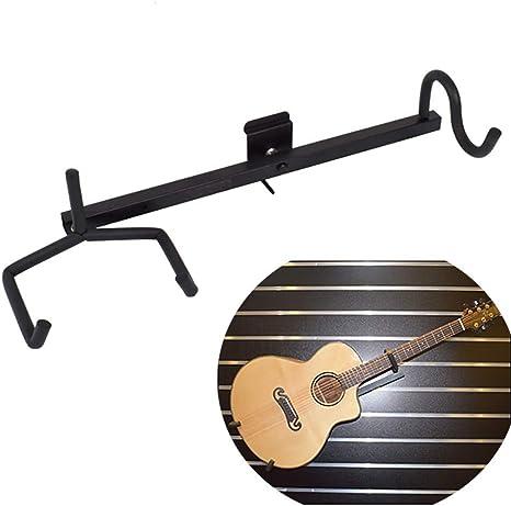 Soporte/Soporte De Pared Para Guitarra Premium Horizontal Para ...