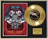 #7: CIRCA SURVIVE Limited Edition Gold 45 Record Display. Only 500 made. Limited quanities. FREE US SHIPPING