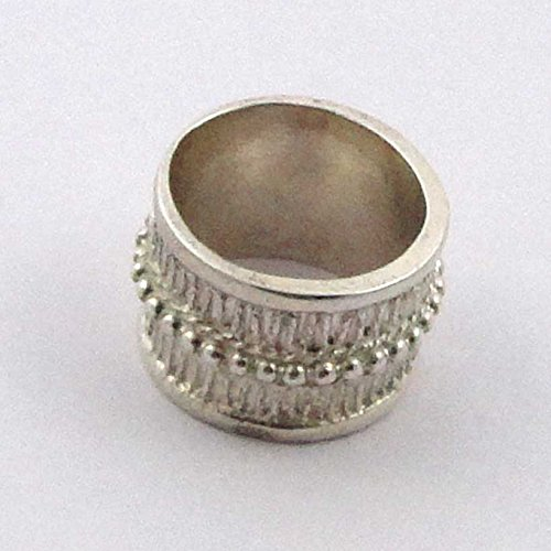 srgjewellers Unique Sterling Silver 92.5 Band Ring Size 9.00 Handmade Fashion Jewelry Best Price # 14032