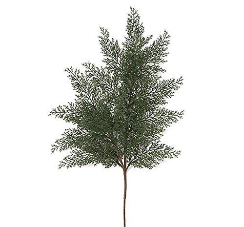 20in. Juniper Branch - Green
