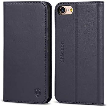 Amazon Com Iphone 8 Case Iphone 8 Wallet Case Shieldon Genuine