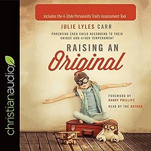 Raising an Original Audiobook