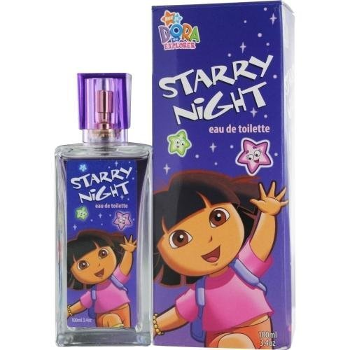 (DORA THE EXPLORER by Compagne Europeene Parfums STARRY NIGHT EDT SPRAY 3.4 OZ )