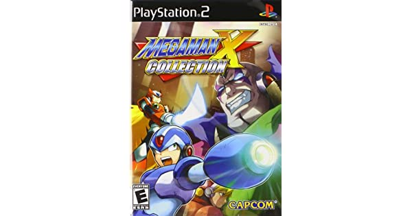 Amazon com: Mega Man X Collection - PlayStation 2: Artist Not