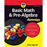 Basic Math and Pre-Algebra For Dummies (For Dummies (Lifestyle))