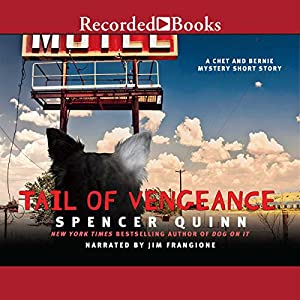 Tail of Vengeance Audiobook