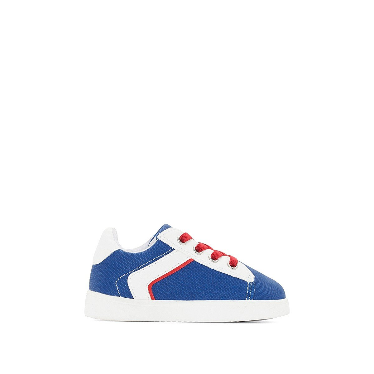La Redoute Collections Big Boys Baby Trainers Blue Size 24