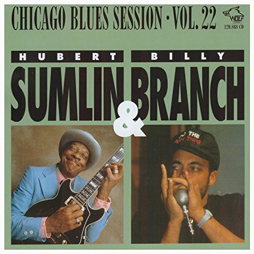 Chicago Blues Session Vol. 22