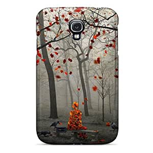 New Premium Flip Case Cover Alone 3d Skin Case For Galaxy S4