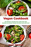 Best Vegan Recipes Books - Vegan Cookbook: 101 Delicious, Everyday Soup, Salad, Main Review