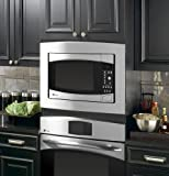 GE Profile Deluxe 30'' Trim Kit In Stainless Steel