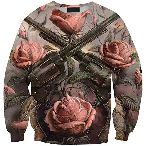 43 Abchic Multicoloured shirt Sweat Femme wv6aXq