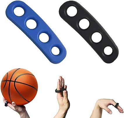 Toygogo Basketball Shooting Trainer 2 Finger Training Tool Aid Equipment Shoot Lock