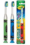 Crayola Timer Light Toothbrush (6 Pack)