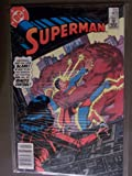 Superman Comic Book (The Sleepwalker from Krypton, 409)