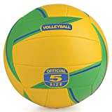 Toyrific B303 Volleyball Soft Touch Official for Beach, Indoor, Gym, Size 5