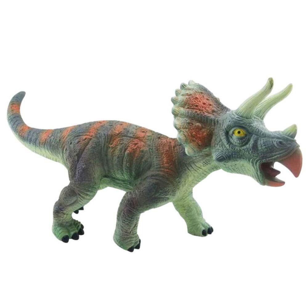 SEJNGF Modell-Spielzeug Tyrannosaurus-Modelldekoration des Weichen Plastikdinosauriers Der Simulation,D B07JYDQNLD Einzelkarten Stabile Qualität | Charakteristisch