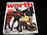 img - for Worth Magazine (100 Winners & Losers of 1992...Madonna , Bill Gates , Mike Tyson ,, February 1993) book / textbook / text book