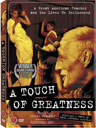 DVD : Laurie Heineman - Touch Of Greatness (Black & White, Colorized)