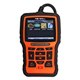 FOXWELL Nt510 Obdii Code Scanner Land Rover/Jaguar Full System Diagnostic Tool with Service Features Such As Oil Service Light Reset, Throttle Body Adjustment, DPF Regeneration