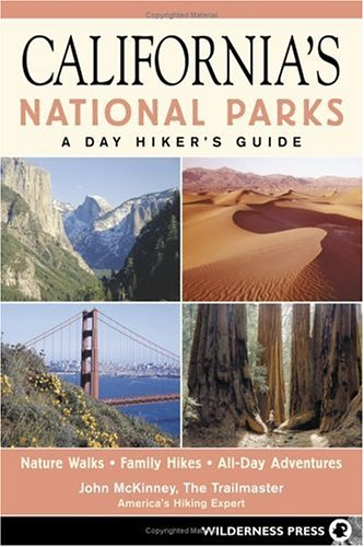 Californias National Parks Hikers Guide product image
