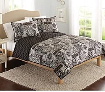 Better Homes U0026 Gardens Quilt Collection, Global Patchwork