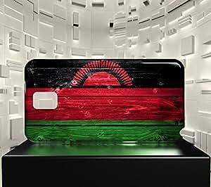 Funda Carcasa para Galaxy Note 3 Bandera MALAWI 02