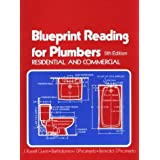 Blueprint Reading for Plumbers in Residential & Commercial (Blueprint Reading Series) by J. Russell Guest (1989-01-01)