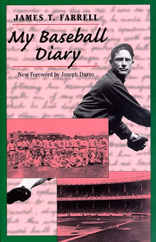 Book cover for My Baseball Diary