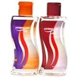 Astroglide 10 oz Warming and Strawberry Lube Personal Lubricant Economy Pack, Health Care Stuffs