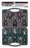 Performance Tool W30715 Pliers Combination Set, 10-Piece