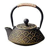 Best cast iron kitchen scale and weight - Hwagui - Cast Iron Tea Kettle,Health Iron Teapot,Gift Review