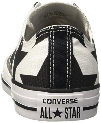Femme Converse white Sneakers Ox Multicolore black Ctas white 8xAxtTqUw