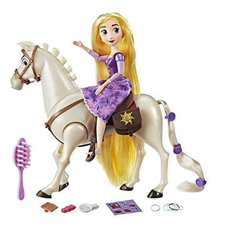 Costume Horse Maximus (Disney Tangled the Series Rapunzel and Royal Horse)