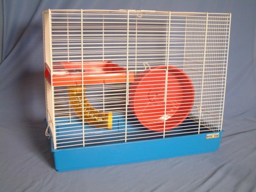 Pennine Rat Cage With Wheel And Floor (23 X 12 X 18 Ht)