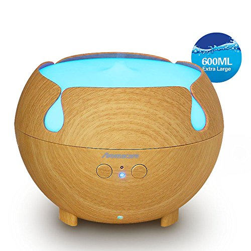 Aromacare Aromatherapy Essential Ultrasonic Humidifier