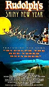 Rudolph's Shiny New Year by Warner Brothers Home Video