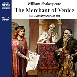 The Merchant of Venice Hörbuch