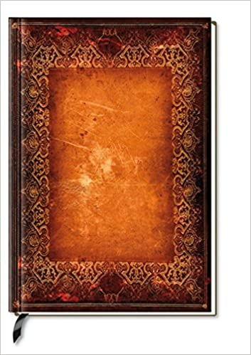 Amazon Fr Notizbuch Liniert Antique Book Xl A4 Alpha