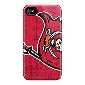High-end Case Cover For SamSung Galaxy S4 Protector Iphone 5/5S (tampa Bay Buccaneers)