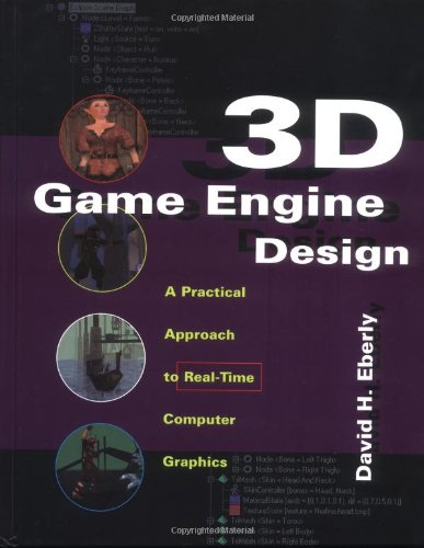 3D Game Engine Design: A Practical Approach to Real-Time Computer Graphics (The Morgan Kaufmann Series in Interactive 3D