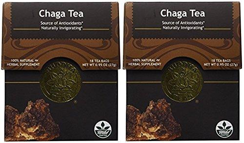 Chaga Tea Organic Bleach Packages