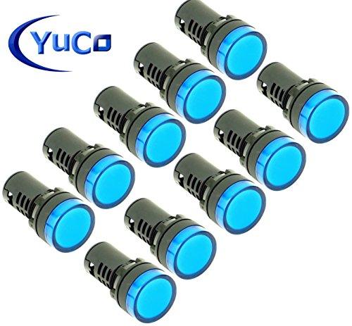 240 Volt Led Indicator Lights in US - 8