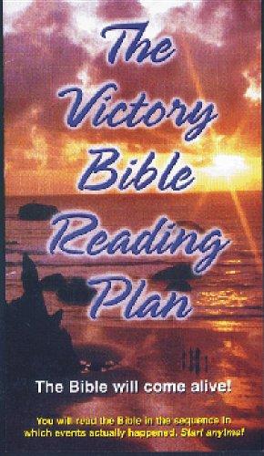 Victory Bible Reading Plan (Best Bible Reading Plan)