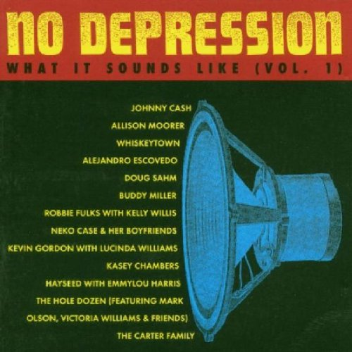 Depression Cd (No Depression: What It Sounds Like 1)